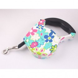 Dog's automatic retractable leash - harness