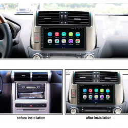 Android 8 Din 2 - 7'' touch screen GPS Bluetooth FM WIFI car radio