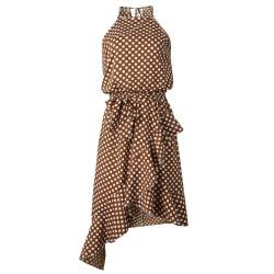 Fashion polka dot dress