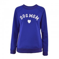 Dog Mum - warm sweatshirt