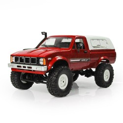 WPL C24 1/16 RTR 4WD 2.4G - pick-up truck - off road r/c car 2CH