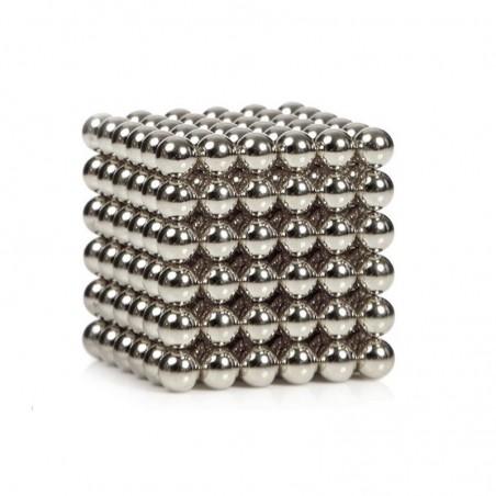 3mm - Neodymium spheres - magnetic balls - 216 pieces