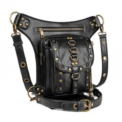 Steampunk & gothick waterproof bag - unisex