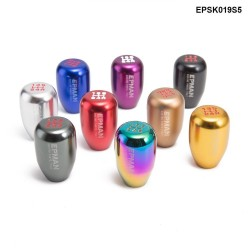 Universal - 5 speed manual gear shift knob - kit