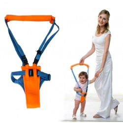 Baby & toddler easy walker - learn to walk - with harness