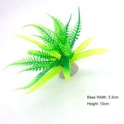Aquarium decoration - non toxic - artificial plant